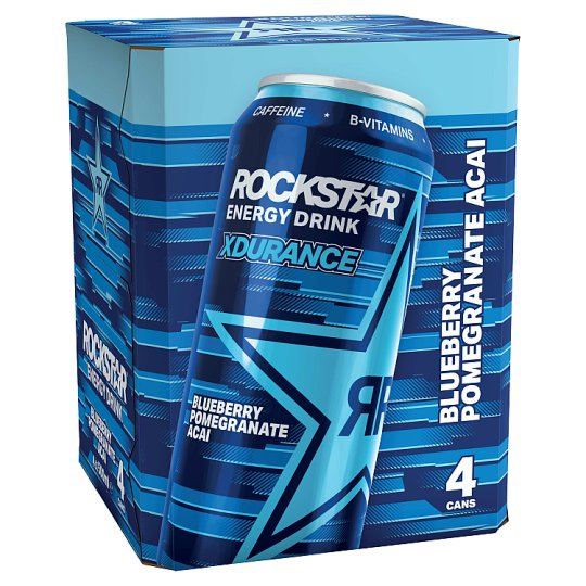 image 1 of Rockstar Xdurance 4X500ml