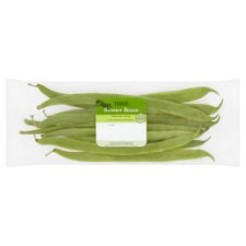 image 1 of Tesco Runner Beans 180G (M)