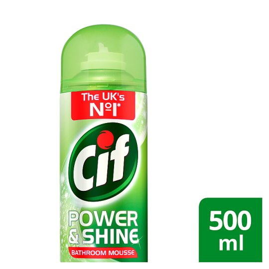 Cif Citrus Bathroom Mousse 500Ml
