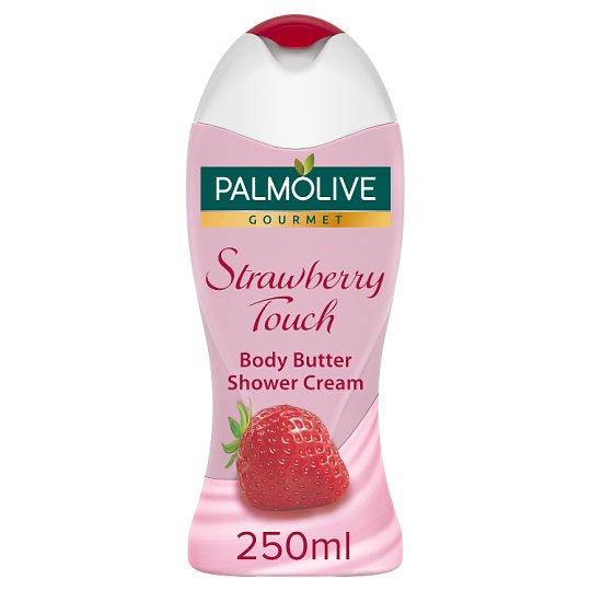 Palmolive Gourmet Strawberry Shower Gel 250Ml