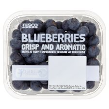 image 1 of Tesco Blueberries 200G