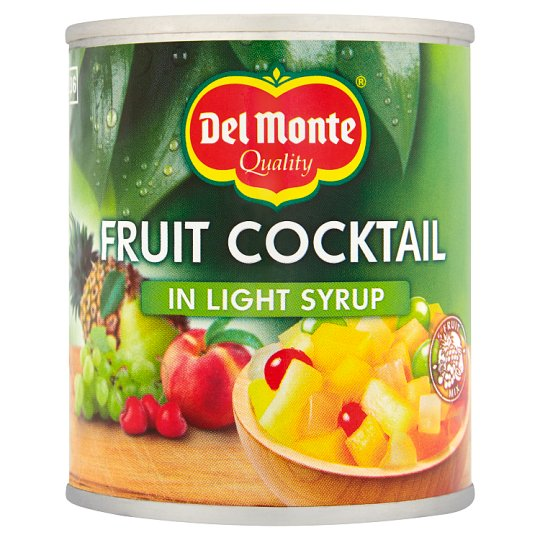 Del Monte Fruit Cocktail Light Syrup 227G