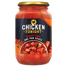 Chicken Tonight Spanish Chicken Sauce 500G
