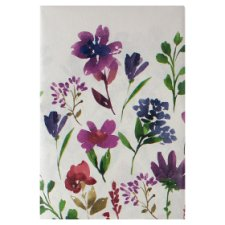 Floral Butterfly Tablecover 180 X 120Cm