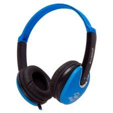Groov-E Overhead Kids Headphones Blue
