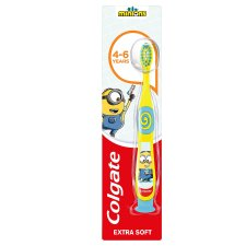 Colgate 4 To 6 Years Extra Soft Kids Toothbrush