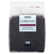 Tesco Currants 500G
