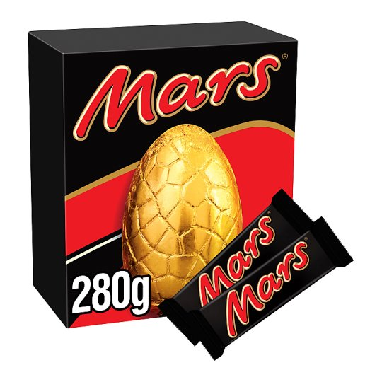 image 1 of Mars And Friends Easter Egg 280G