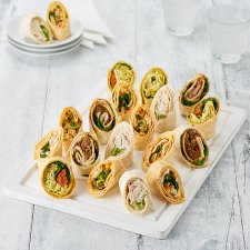 Tesco Easy Entertaining 20 Wrap Selection Platter
