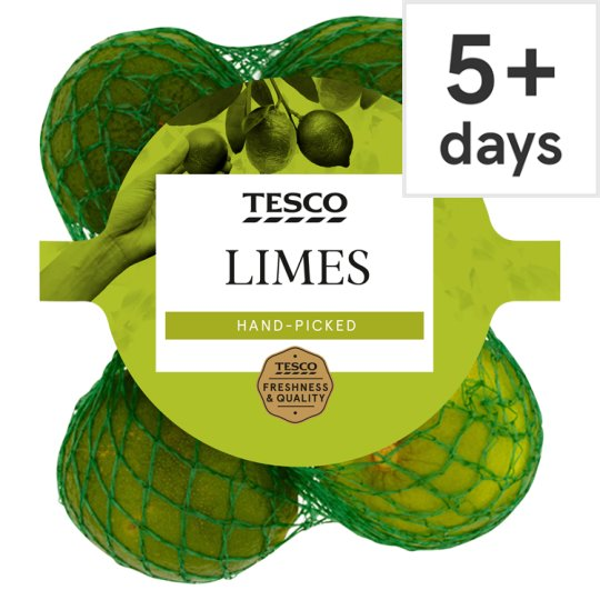 Tesco Limes Minimum 5 Pack