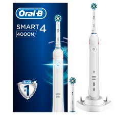 Oral-B Pro 4000 Cross Action Electric Toothbrush