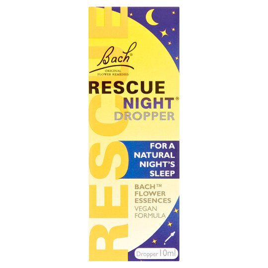 Nelsons Rescue Remedy Night 10Ml