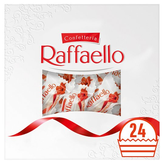 Ferrero Raffaello 24 Pc Boxed Chocolates 240G