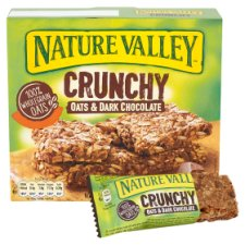 image 2 of Nature Valley Crunchy Granola Oats And Chocolate Bars 5X42g