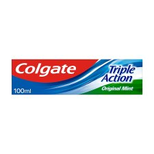 image 1 of Colgate Triple Action Toothpaste 100Ml