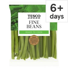 Tesco Green Beans 80G