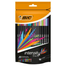 Bic Intensity Fineliners 20 Pack