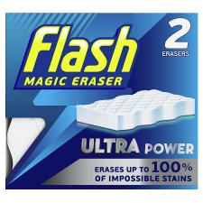 Flash Magic Eraser Ultra Power 2 Pack