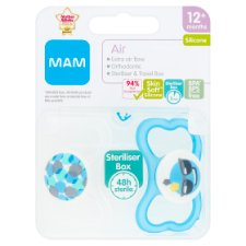 Mam Soother Air 12+ Months