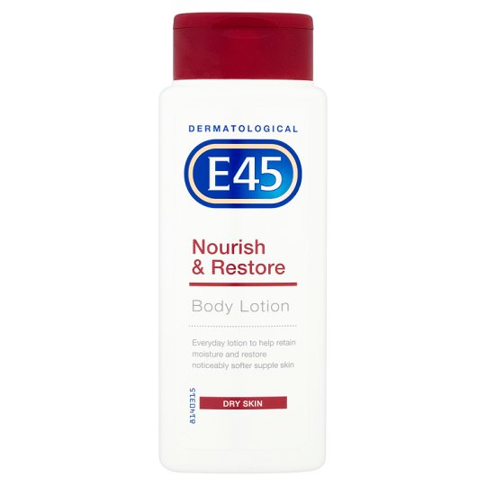 E45 Nourish And Restore Lotion 250Ml
