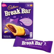 image 2 of Cadbury Break Bar Choco 130G