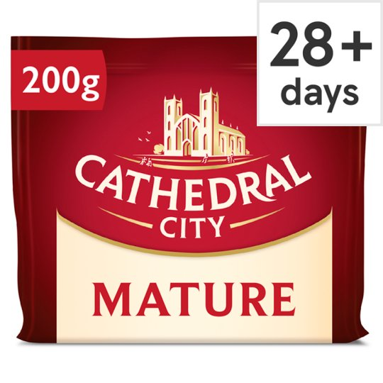 Cathedral City Mature Cheddar Cheese 200 G