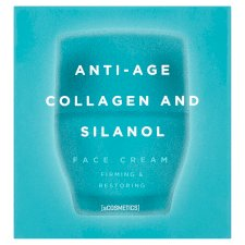 Scosmetic Face Cream Anti-Aging Silanol Coloured 50Ml
