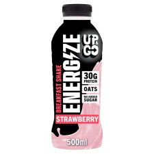 Up And Go Energize Protein Drink Strawberry 500Ml