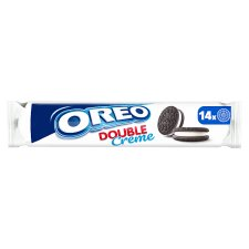 Oreo Double Stuff Cookie Biscuits 157G