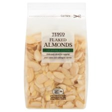 Tesco Flaked Almonds 200G
