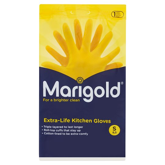Marigold Extra 1 Life Gloves Kitchen Small
