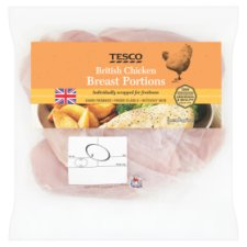 Tesco Bagged Chicken Portions 943G