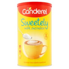 Canderel Sweetely Canister 125G