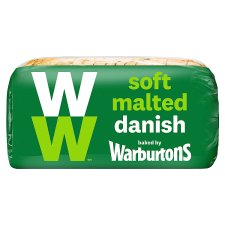 Weight Watchers Small Malted Danish Sliced Bread 400G
