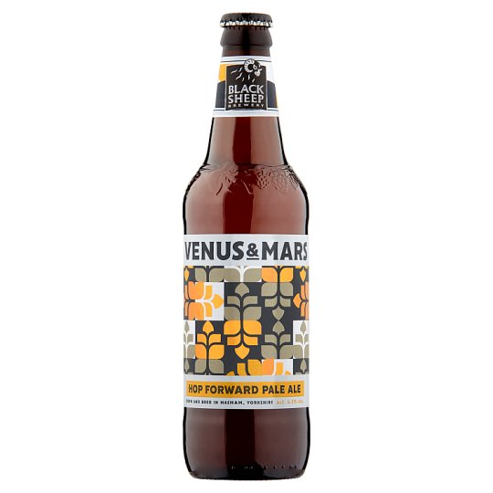 Black Sheep Venus &Mars Pale Ale 500Ml 4.5%