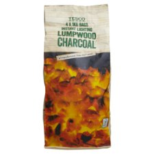 Tesco Fsc 4X1kg Instant Light Lumpwood