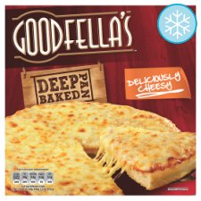 Goodfella's Deep Pan Cheese Pizza 417G