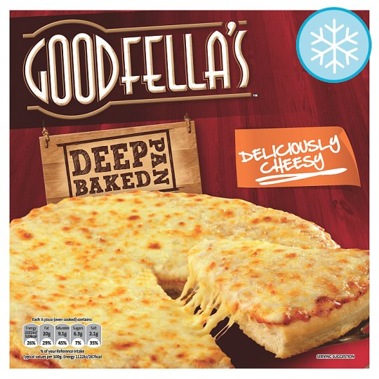 Goodfella's Deep Pan Baked Loaded Cheese 417G