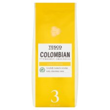 Tesco Colombian Roast And Ground Coffee 454G