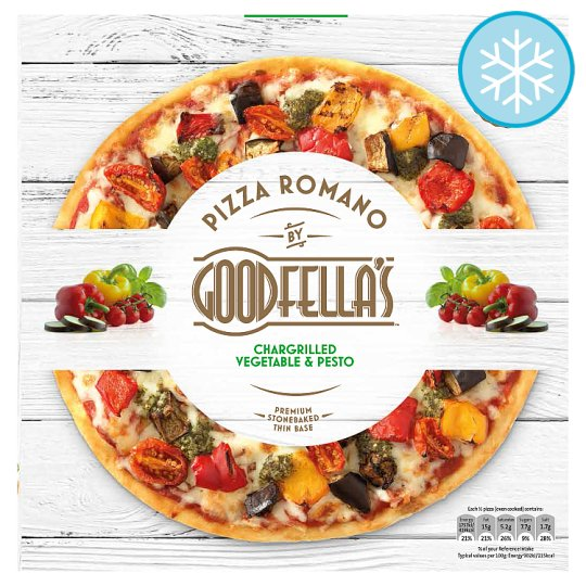 Goodfella's Romano Vegetable Pizza 403G