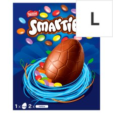 Nestle Smarties Chocolate Egg 256G