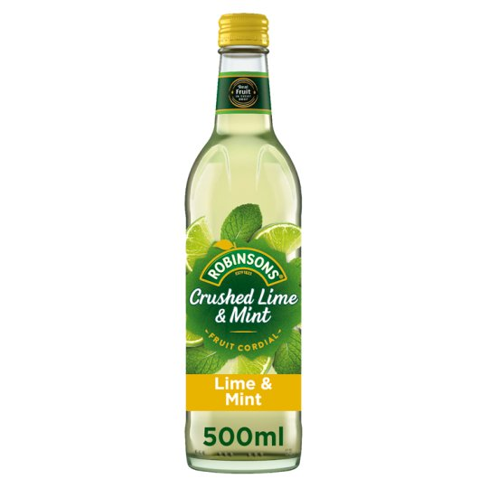 Robinsons Cordials Lime And Mint 500Ml