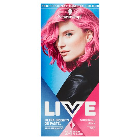 Schwarzkopf Live Color Ultra Bright Shocking Pink