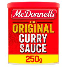 Mc Donnells Curry Sauce 250G