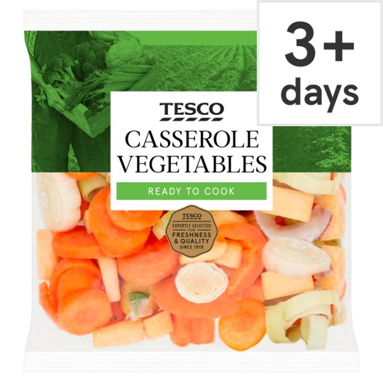 image 1 of Tesco Casserole Vegetables 700G