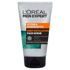 L'Oreal Men Expert Hydrating Energetic Face Scrub 100Ml
