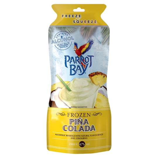 Parrot Bay Pina Colada 250Ml