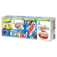 Nestle Pic A Pac Variety Pack Cereal 8 Pack