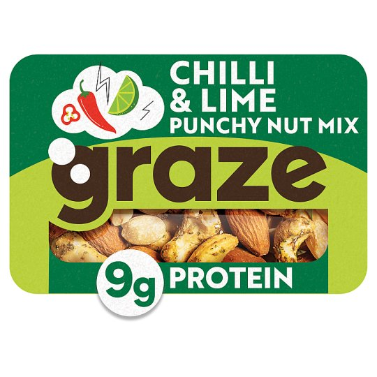 image 1 of Graze Punchy Nut 41G