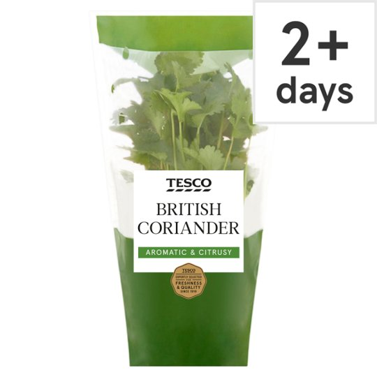 image 1 of Tesco Coriander Medium Pot